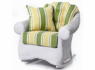 Lloyd Flanders Caribe Chair/Rocker Replacement Cushions