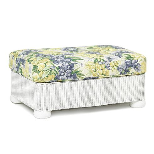 Lloyd Flanders Casa Grande Large Ottoman Replacement Cushion