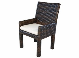 Lloyd Flanders Contempo Dining Arm Chair Replacement Cushion