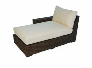 Lloyd Flanders Contempo Right or Left Arm Sectional Chaise Replacement Cushions