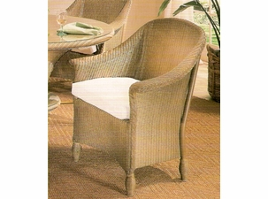 Lloyd Flanders Embassy Dining Chair Replacement Cushions