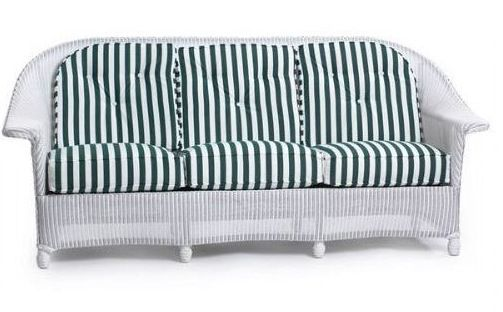 Lloyd Flanders Front Porch Sofa Replacement Cushions
