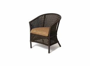 Lloyd Flanders Grand Traverse Barrel Chair Cushion