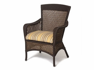 Lloyd Flanders Grand Traverse Dining Chair Cushion