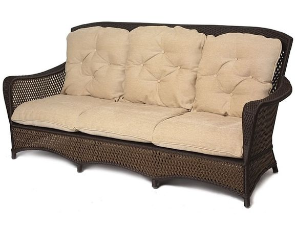 Lloyd Flanders Grand Traverse Sofa Replacement Cushions