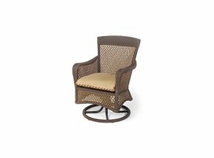 Lloyd Flanders Grand Traverse Swivel Dining Chair Cushion