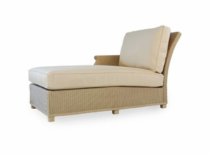 Lloyd Flanders Hamptons Left Facing Chaise Sectional Replacement Cushions