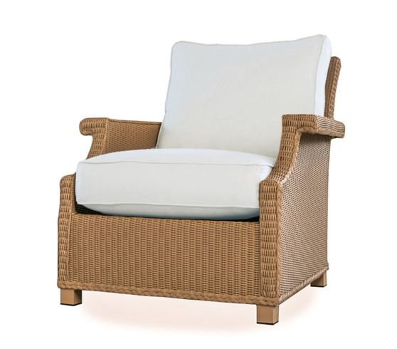 Lloyd Flanders Hamptons Lounge Chair Replacement Cushions
