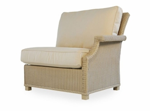 Lloyd Flanders Hamptons Right Facing Chair Sectional Replacement Cushions