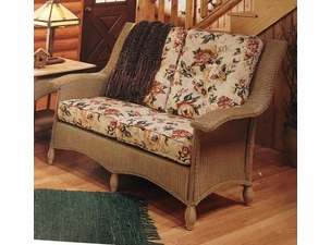 Lloyd Flanders Heritage Loveseat Replacement Cushions