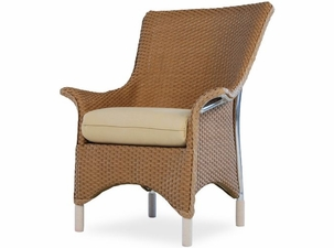 Lloyd Flanders Mandalay Dining Arm Chair Replacement Cushion