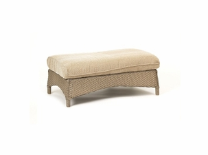 Lloyd Flanders Mandalay Large Ottoman Replacement Cushion