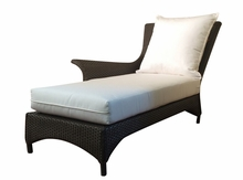 Lloyd Flanders Mandalay Outdoor Wicker Chaise
