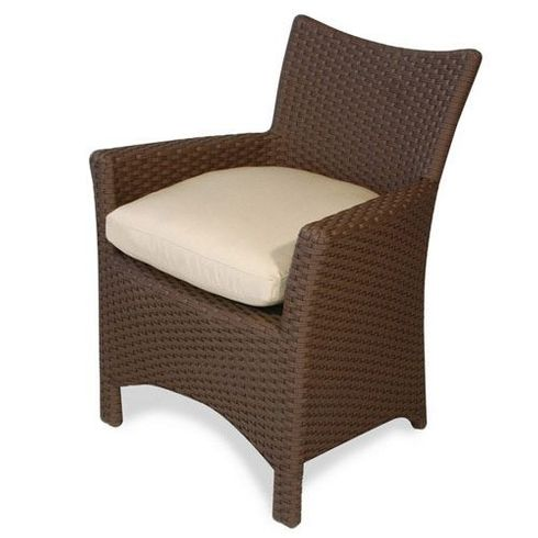 Lloyd Flanders Monaco Dining Chair Replacement Cushion