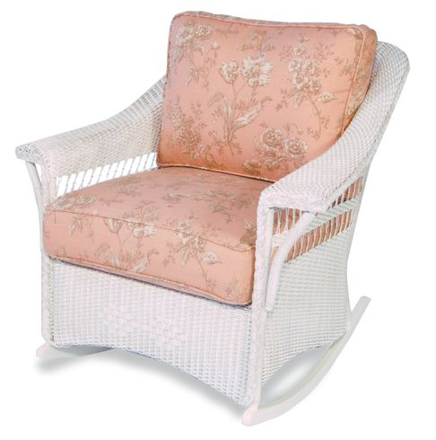 Lloyd Flanders Nantucket Rocker Replacement Cushions