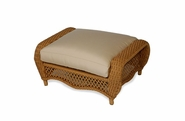 Lloyd Flanders Tropics Ottoman Replacement Cushion