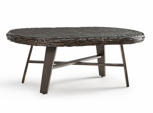Marco Island Outdoor Wicker Coffee Table