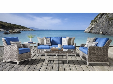 Marco Island Outdoor Wicker Collection