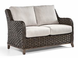 Marco Island Outdoor Wicker Loveseat