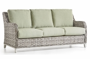 Marco Island Outdoor Wicker Sofa