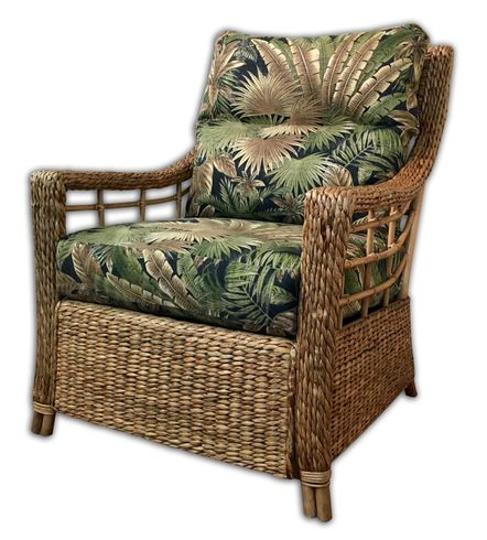 Martinique Seagrass Chair