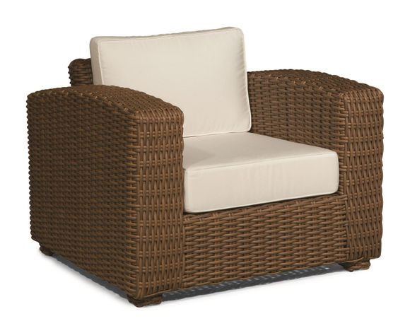 Monaco Outdoor Wicker Chair