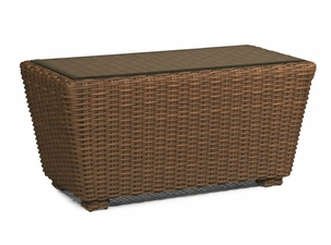 Monaco Outdoor Wicker Coffee Table