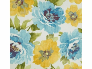 muree-sunblue: Indoor/Outdoor Fabric