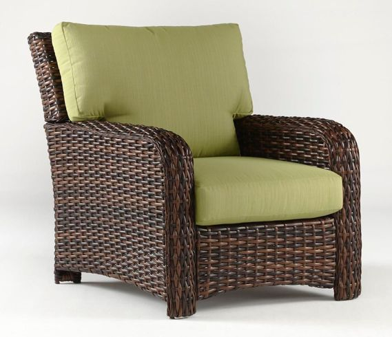 Napa Outdoor Wicker Chair