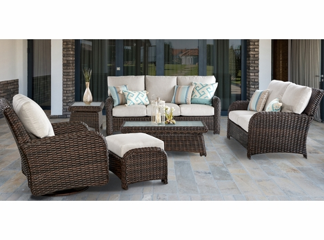 Napa Outdoor Wicker Collection