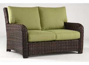 Napa Outdoor Wicker Loveseat