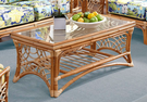 Nassau Rattan Coffee Table