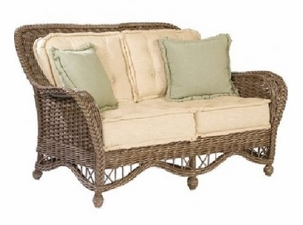 Natchez Loveseat Cushions