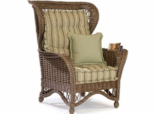 Natchez Wing Chair Cushions