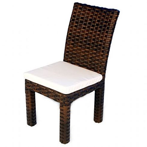 Lloyd Flanders Contempo Dining Side Chair Replacement Cushion