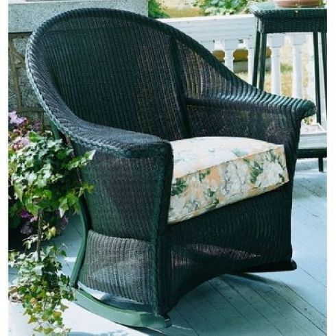 Lloyd Flanders Front Porch Replacement Cushions: Rocker Bottom Cushion Only