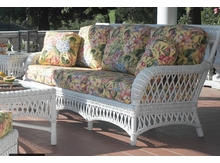 Norcross  Wicker Sofa