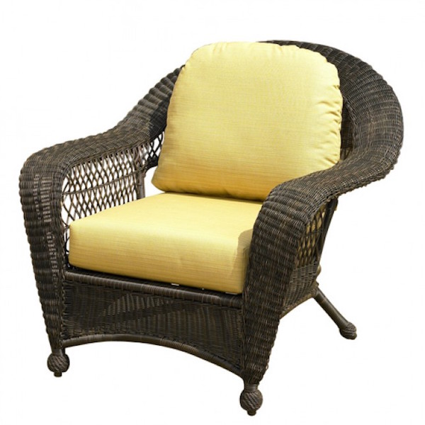 Outdoor Furniture Repair Deer Park Ny: North Cape Charleston Chair Replacement Cushion