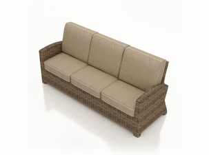 North Cape Wicker Bainbridge/Cabo Sofa Cushions