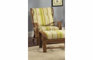 Oak Brook Rattan Chair  ( Ottoman NOT included)
