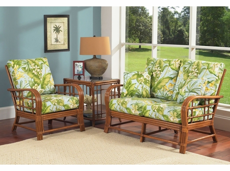 Oak Brook Rattan Collection