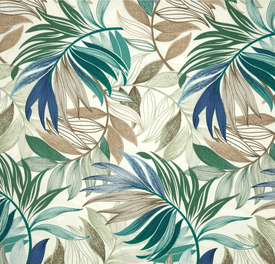 Oasis Chambray: Indoor/Outdoor Fabric