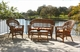 Outdoor Wicker Furniture Set of 4 - Cape Cod