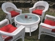 Outdoor Wicker Chair Set of 2 - Cape Cod