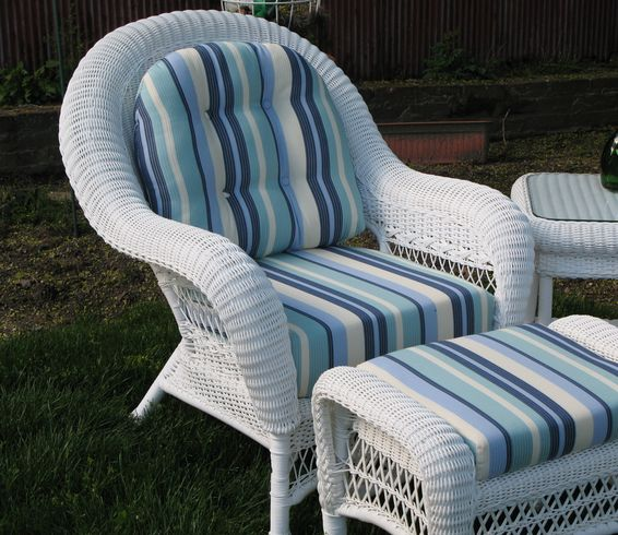 Outdoor Wicker Chair - Manchester