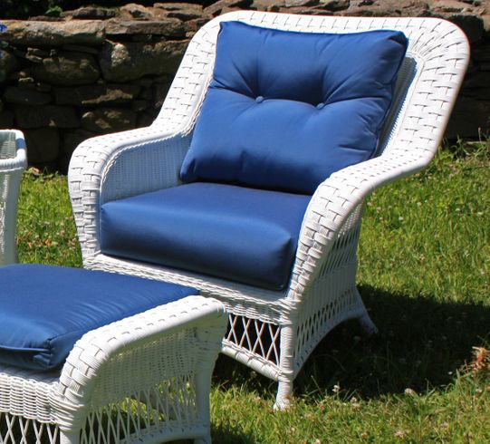 Outdoor Wicker Chair - Princeton