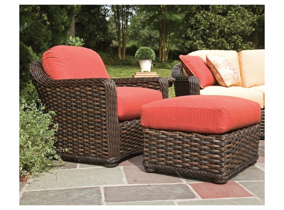 Outdoor Wicker Collections