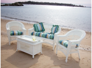 Outdoor Wicker Furniture Sets on Sale: Cape Cod Collection