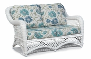 Outdoor Wicker Loveseat - Savannah-out of stcok