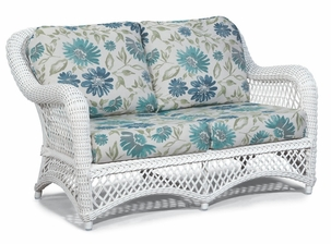Outdoor Wicker Loveseat - Savannah-
